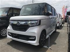 N BOX カスタムG・L Honda SENSING
